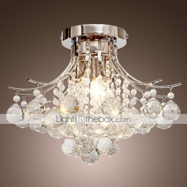 Chandelier Modern Crystal 3 Lights 218363 2017 8799 – Modern Chandelier Lights