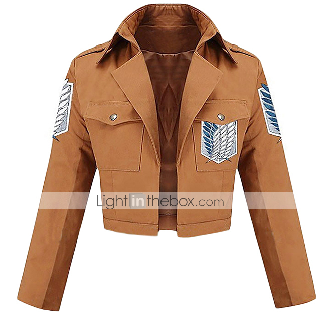 attack on titan jacket pattern the. Black Bedroom Furniture Sets. Home Design Ideas