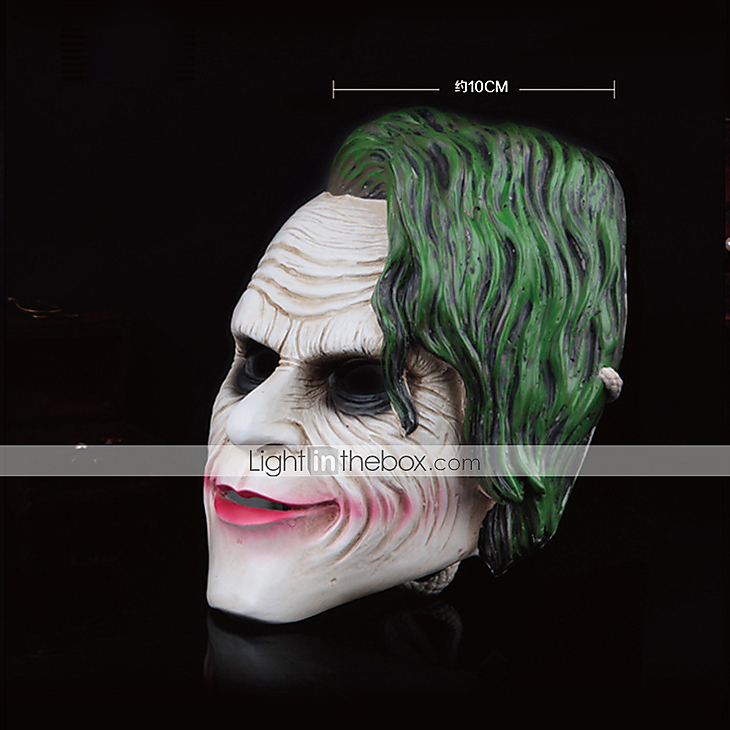 new cool the dark knight joker mask cosplay mask. Black Bedroom Furniture Sets. Home Design Ideas