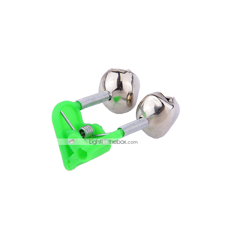 Bell fishing gear accessories fishing alarm bells the sea for Fishing rod bells