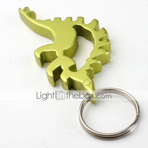 dinosaur shaped bottle opener keychain random color 368008 2017. Black Bedroom Furniture Sets. Home Design Ideas