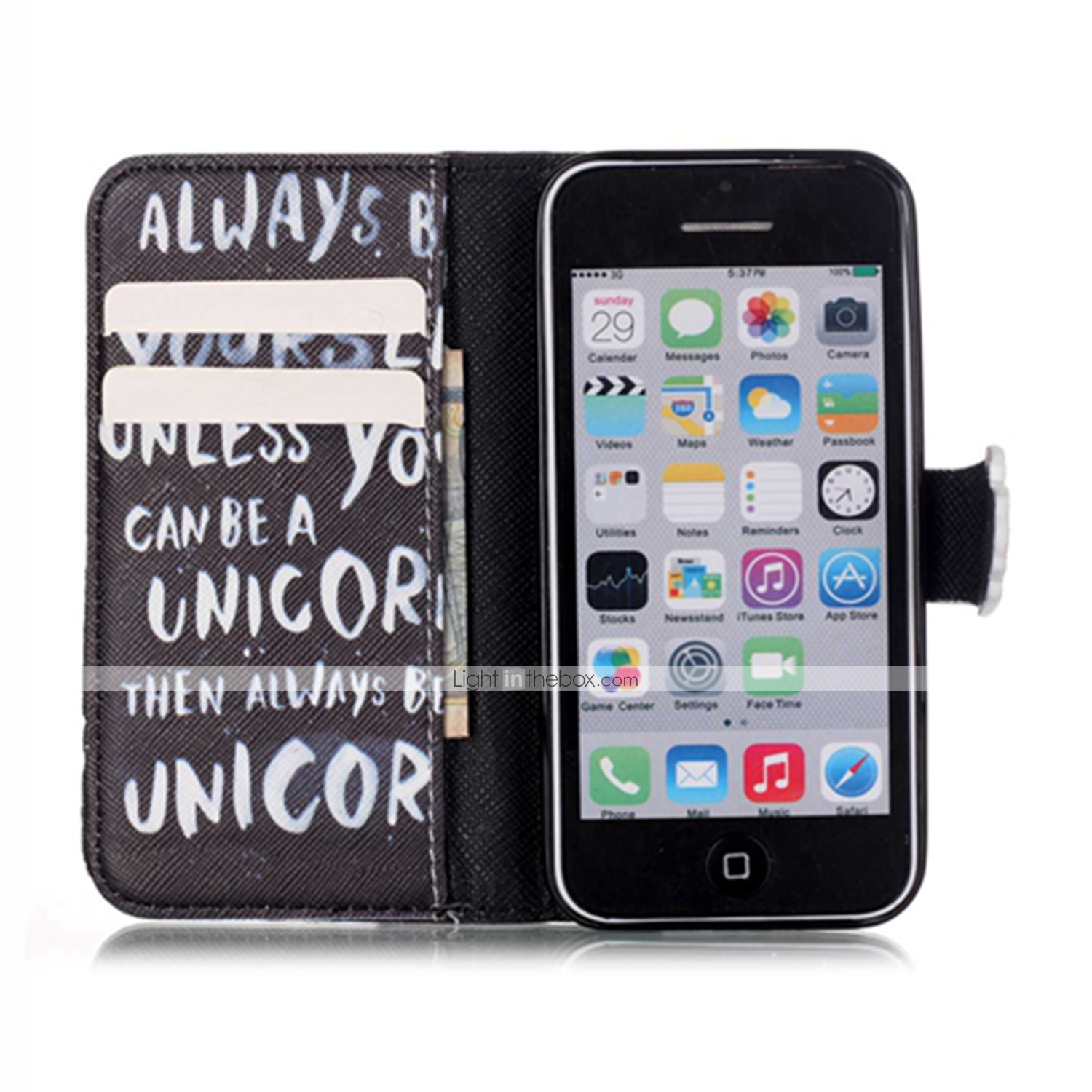 pour coque iphone 5 etuis coque porte carte avec support coque int grale coque mot phrase dur. Black Bedroom Furniture Sets. Home Design Ideas