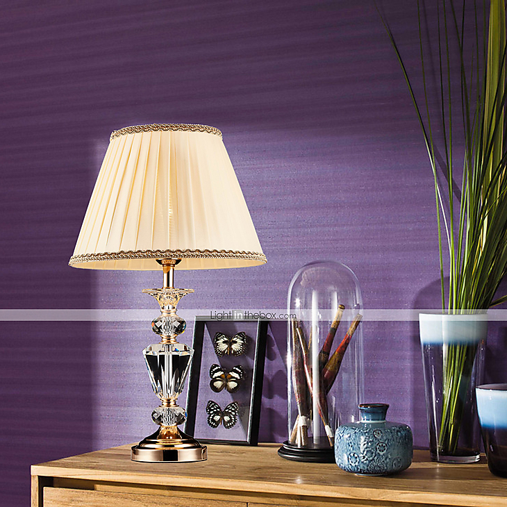 Crystal Floor LampNew Designs Make Table Lamps And