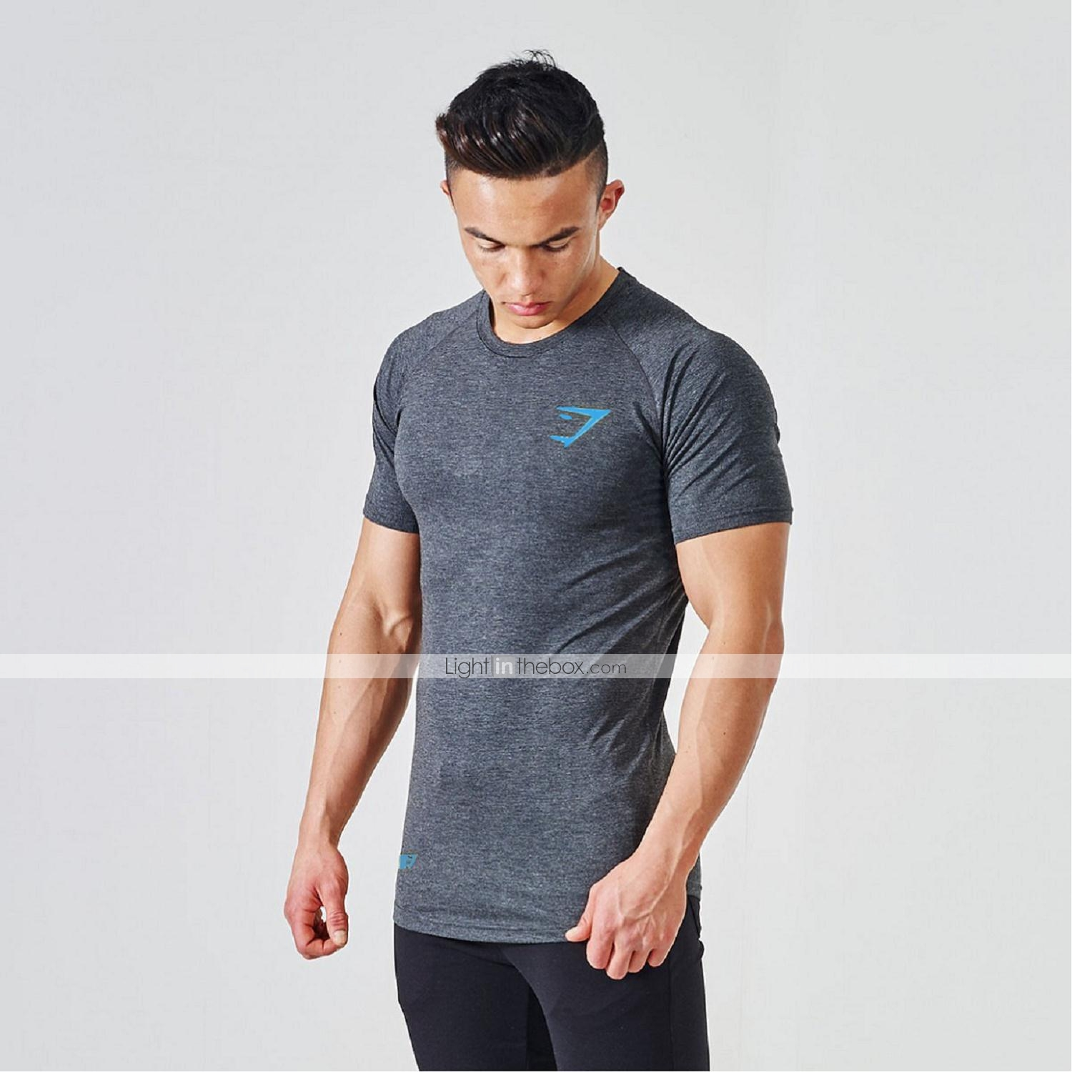 Outdoor sports casual cycling riding gym shirt running for Lightweight breathable long sleeve shirts
