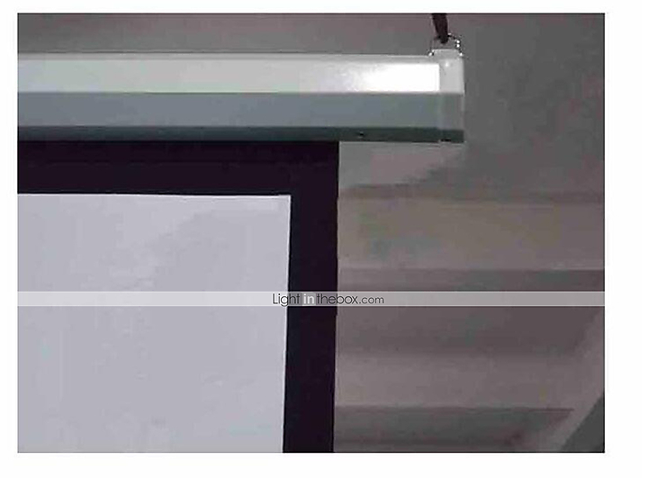 100 inch electric screen projector screen electric stage for 100 inch motorized projector screen