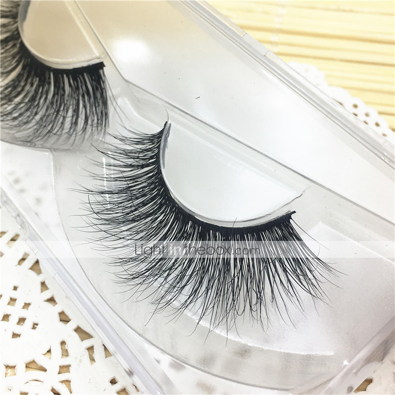 Eyelashes lash full strip lashes eyes thick lifted lashes for Craft eyes with lashes