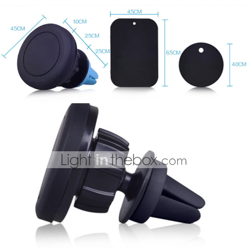 Cellphone Mount In Car Magnets Adjustable Air Vent Phone