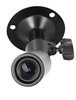 Mini CCTV Camera with 1/3 Inch Sony CCD (420TVL, Free Mount Bracket)