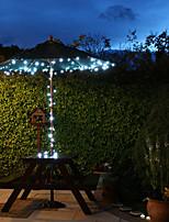 太陽の100白色光LED屋外クリスマスライトクリスマスデコレーションランプ