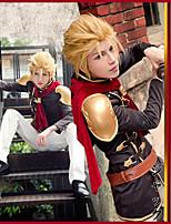 Final Fantasy Type-0-Rosefinch Cosplay Costume Jack conjunto