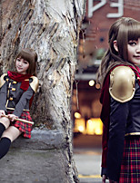 Final Fantasy Type-0-Rosefinch Deuce Cosplay Costume set