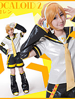 Vocaloid Formula VER. Kagamine Len Cosplay Outfit