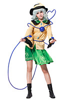 Touhou Project Koishi Komeiji Cosplay Outfit