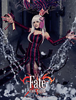 Fate/stay night Kyoko Sakura Black Costume Cosplay Set