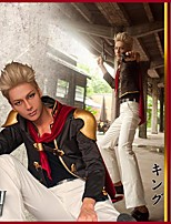 Final Fantasy Type-0-Rosefinch King Cosplay Costume set(Wig Not Included)