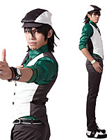 Tiger&Bunny Wild Tiger Cosplay Outfit