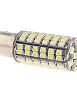 1156 5W 96x3528 SMD 280lm Ampoule LED lumière blanche naturelle pour Fog Lamp voiture (12V)
