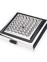 42-LED White Light Square Car Indoor Reading Lamp (12V)