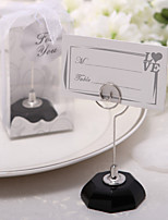 Ribbons Crystal Place Card Holders - 1 Piece/Set