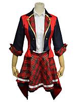 Cosplay Costume Inspired by AKB0048 Senbatsu Members Uniform