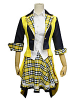 Cosplay Costume Inspired by AKB0048 Senbatsu Members Uniform