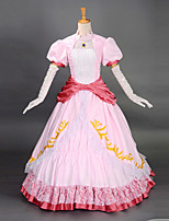 Cosplay Costume Inspired by Super Mario Princess Peach