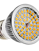 6W B22 E26/E27 Spot LED MR16 48 SMD 2835 650 lm Blanc Chaud Blanc Froid AC 100-240 V