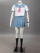 Cosplay Costume Inspired by Oreimo Kirino Kosaka Japanese School Uniform