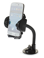 Universal In Car Adjustable Mount Holder for iPhone, Samsung Cellphones and Others