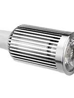 GU10 10W 780-820LM 2700-3500K Blanc Chaud COB ampoule spot LED (110-240V)