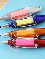Пластик - Шариковые ручки - Многофункциональные