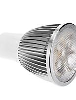 GU10 5W LED 400LM 3000-3500K lumière blanche chaude LED Spotlight ampoule d'éclairage (85-265V)