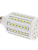 B22 20 W 102 SMD 5050 1600 LM Warm White / Cool White T Corn Bulbs AC 220-240 V