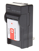 NP-BG1 NP-FG1 con el cargador para Sony DSC-W100 T100 W120 w150 w200 w290 w300