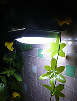 Solar Powered Lamp Outdoor 16-LED Lights Wall Light Ray Light Sensor