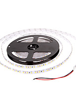 48W 5M 120x3528SMD 1800-2400lm 2800-3200K luz branca quente LED Strip Light (DC12V)