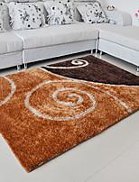 120 * 170 centímetros Bege Tapete floral contemporâneo