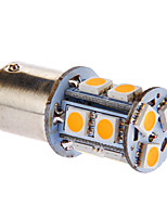 Bay15d/1157 3W 13x5050SMD 117LM 3000-3500K Warm White Light LED Bulb for Car (DC 12V)