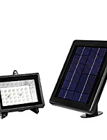 Solar 30-LED Outdoor Floodlight Automatically Working from Dusk to Dawn