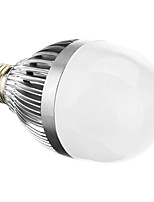 E26/E27 9 W 18 SMD 5730 630 LM Warm White G Globe Bulbs AC 220-240 V