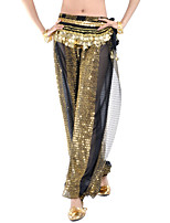 Dancewear Chiffon Belly Dance Bottom For Ladies(More Colors)