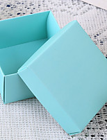 Blue Wedding Favors Boxes - Set of 12