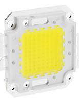 DIY 80W 6350-6400LM 2400mA 6000-6500K fraîche LED Module intégré de lumière blanche (30-36V)