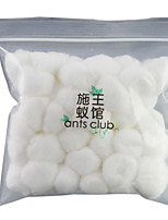 High quality cotton wool ball feed water plugging 25 grams for Ants