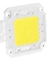 DIY 100W 7900-8000LM 3000mA 6000-6500K Cool White Light Integrated LED Module (32-36V)