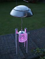 Colorful Light LED Solar Light Outdoor Solar Wind Chime Light