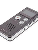 Co-crea 4GB 3D Sound MP3 PlayerFM Tuner Professional Digital Voice Recorder Purple