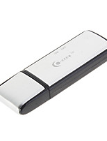 Co-crea 8GB USB Flash Disk Voice Recorder Silver