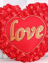 Happy Heart Shape Love Pattern Novelty Pillow