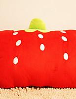 Cute Cartoon Strawberry Novelty Pillow